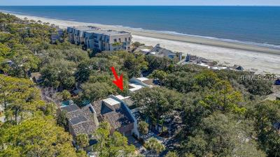 Hilton Head Island Condo/Townhouse For Sale: 1 Beach Lagoon Road #19