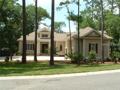 Single Family Home For Sale: 17 Colleton River Drive