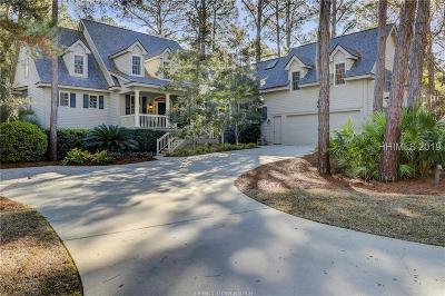 Beaufort County Single Family Home For Sale: 10 Audubon Pond Road