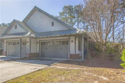 Bluffton Single Family Home For Sale: 31 Augustine Road