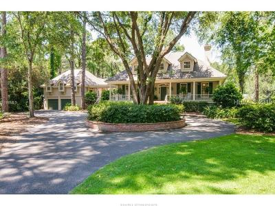 Hilton Head Island Single Family Home For Sale: 185 Long Cove Drive