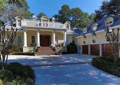 Hilton Head Island Single Family Home For Sale: 34 Bridgetown Road