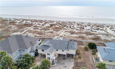 Fripp Island Single Family Home For Sale: 709 Yellow Perch Road
