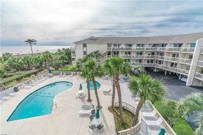 Beaufort County Condo/Townhouse For Sale: 4 N Forest Beach Drive #334