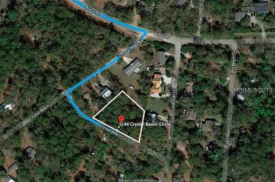 Bluffton Residential Lots & Land For Sale: 46 Crystal Beach Circle