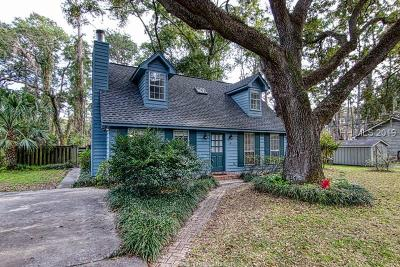 Beaufort Single Family Home For Sale: 11 Hilda Avenue