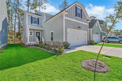Hilton Head Island Single Family Home For Sale: 32 Tansyleaf Drive