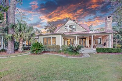 Palmetto Bluff Single Family Home For Sale: 14 Parkman Street