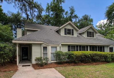 Beaufort Single Family Home For Sale: 2610 Joshua Circle
