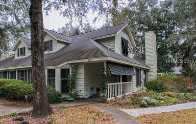 Beaufort Single Family Home For Sale: 2612 Joshua Circle