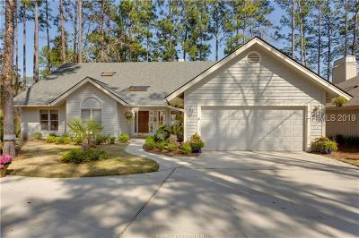 Hilton Head Island Single Family Home For Sale: 50 Honey Locust Circle
