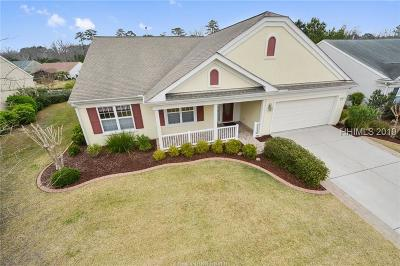 Bluffton Single Family Home For Sale: 75 Concession Oak Drive
