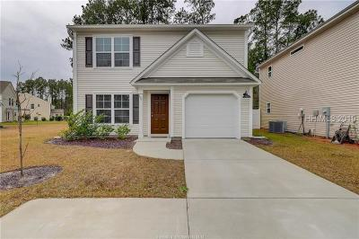 Beaufort County Single Family Home For Sale: 201 Turkey Oak Drive