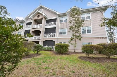Beaufort County Condo/Townhouse For Sale: 4924 Bluffton Parkway #23-102
