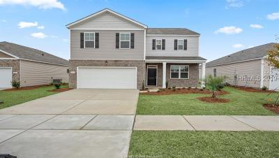 Beaufort County Single Family Home For Sale: 106 Horizon Trail