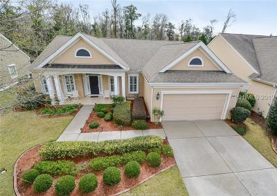 Bluffton Single Family Home For Sale: 35 Herons Bill Drive