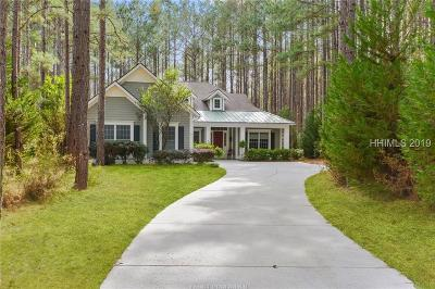 Jasper County Single Family Home For Sale: 94 Alder Lane