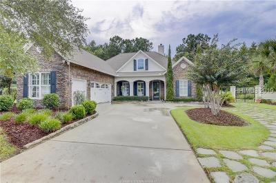 Bluffton SC Single Family Home For Sale: $632,500