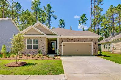 Bluffton SC Single Family Home For Sale: $315,990