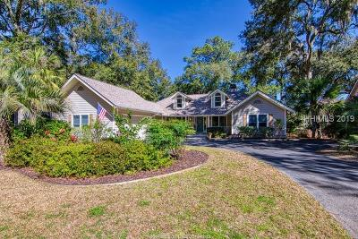 Saint Helena Island Single Family Home For Sale: 408 Island Circle E