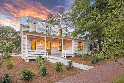 Palmetto Bluff Single Family Home For Sale: 791 Old Moreland Road