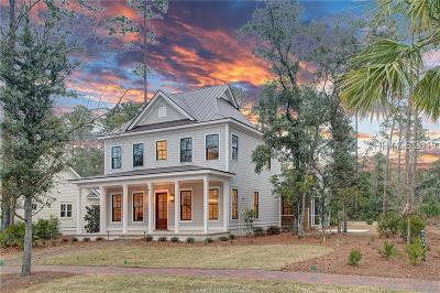 Palmetto Bluff Single Family Home For Sale: 35 Remington Road