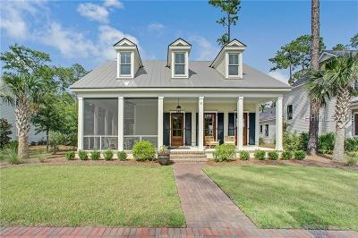 Palmetto Bluff Single Family Home For Sale: 31 Remington Road