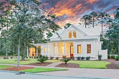 Palmetto Bluff Single Family Home For Sale: 23 Remington Road