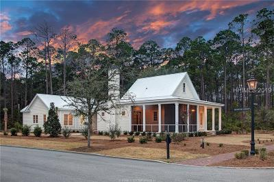 Palmetto Bluff Single Family Home For Sale: 18 Remington Road