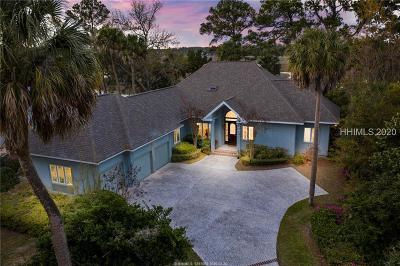Moss Creek Single Family Home For Sale: 4 Silver Fox Lane