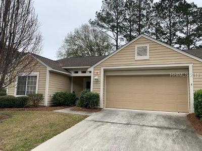 Beaufort County Single Family Home For Sale: 14 Padgett Court