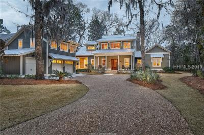 Bluffton Single Family Home For Sale: 10 Saltworks Road