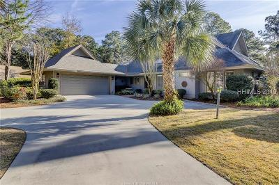 Hilton Head Island Single Family Home For Sale: 22 Myrtle Bank Road