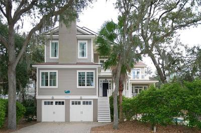 Beaufort County Single Family Home For Sale: 13 Flamingo Street
