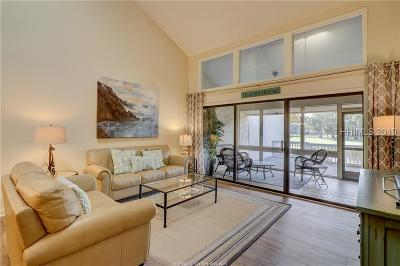 Condo/Townhouse For Sale: 108 N Sea Pines Drive #552