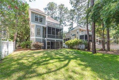 Hilton Head Island Single Family Home For Sale: 96 Victoria Square Drive