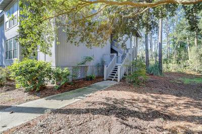 Hilton Head Island Condo/Townhouse For Sale: 40 Forest Cove #40