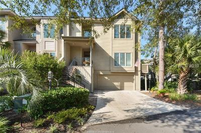 Beaufort County Single Family Home For Sale: 27 Oyster Landing Lane