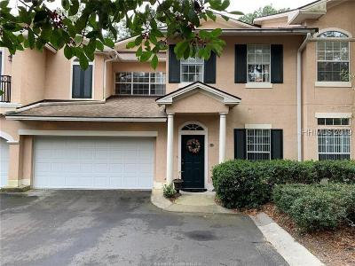 Hilton Head Island Condo/Townhouse For Sale: 4 Indigo Run Drive #820