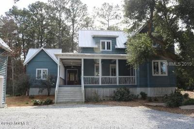 Beaufort Single Family Home For Sale: 200 Anchorage Drive
