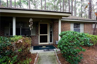 Hilton Head Island Condo/Townhouse For Sale: 6 Point Comfort Road #10B