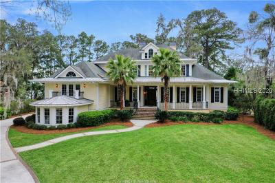 Single Family Home For Sale: 207 Callawassie Drive
