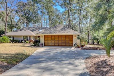 Beaufort County Single Family Home For Sale: 108 Timber Lane