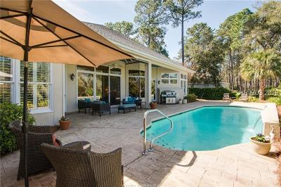 Beaufort County Single Family Home For Sale: 5 Legacy Court