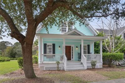 Beaufort Single Family Home For Sale: 142 Willow Point Road