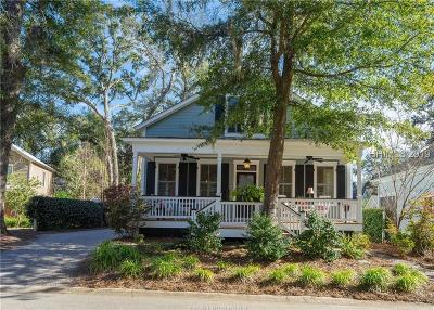 Beaufort Single Family Home For Sale: 114 Lyford Place