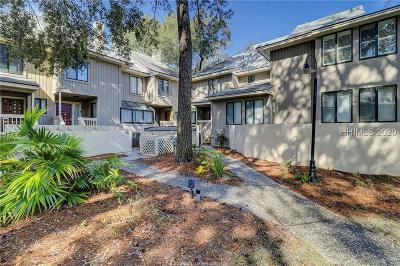 Hilton Head Island Condo/Townhouse For Sale: 125 Shipyard Drive #112