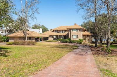Ridgeland Single Family Home For Sale: 1836 Tickton Hall Road