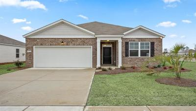 Single Family Home For Sale: 2277 Blakers Boulevard