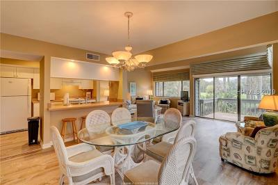 Hilton Head Island Condo/Townhouse For Sale: 59 Carnoustie Road #293